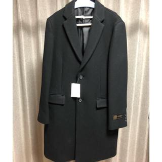 JOURNAL STANDARD - ジャーナルスタンダード  新品チェスターコート ブラック Sサイズ