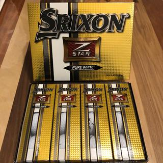 Srixon - スリクソン ゴルフボール 12個