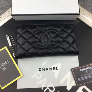 CHANEL - 大人気!シャネル 財布