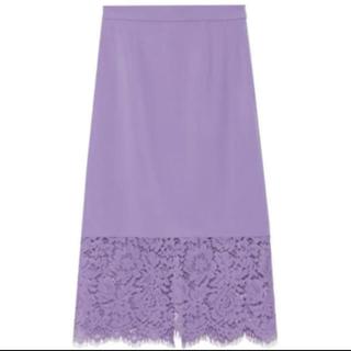 FRAY I.D - 新品♡フレイアイディー♡ロングレーススカート