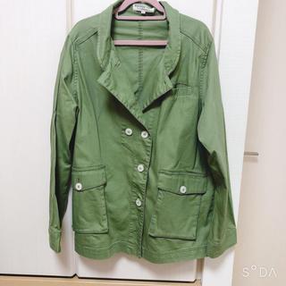ローリーズファーム(LOWRYS FARM)のジャケット (ノーカラージャケット)