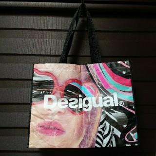 DESIGUAL - デシグアル ショップバッグ