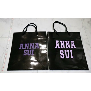 アナスイ(ANNA SUI)のANNA SUI アナスイ 紙袋 2点(ショップ袋)