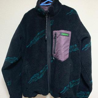 Jieda - jieda reversible boa jacket size2