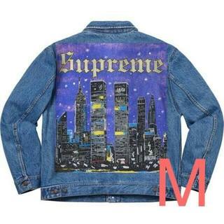 Supreme - Supreme 19ss New York Painted