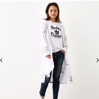 【新品】ロデオクラウンズ Tシャツ カーディガン