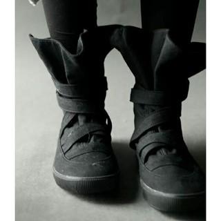 アンティカ(antiqua)のアンティカ スニーカーブーツ 大きいサイズ LL(ブーツ)