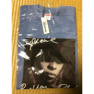 Supreme - supreme 19aw Mary J blige Tシャツ L