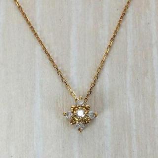 AHKAH - AHKAH ダイヤモンドネックレス