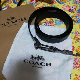 COACH - COACH F64825 リバーシブル ベルト☆正規品