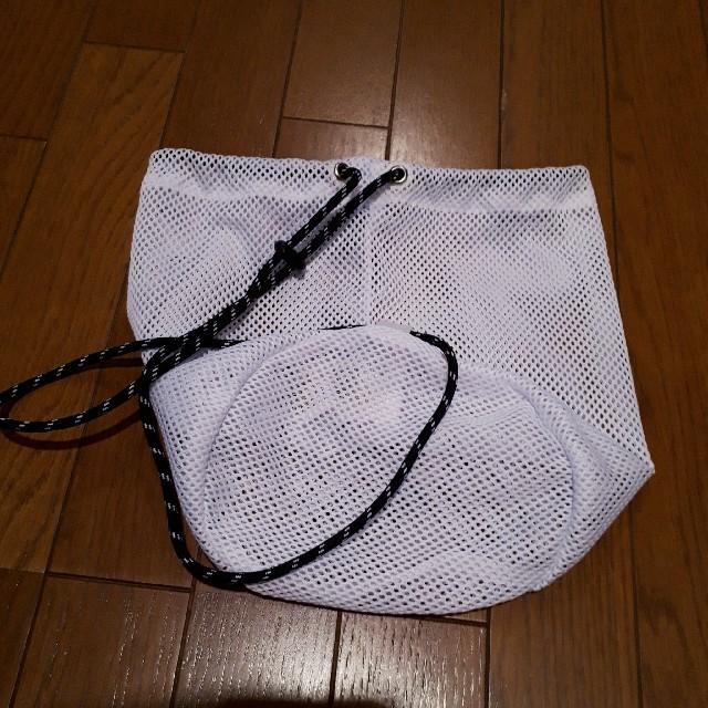 CONVERSE(コンバース)のコンバース メッシュ バッグ リュック ショルダー ミニ レディースのバッグ(ショルダーバッグ)の商品写真