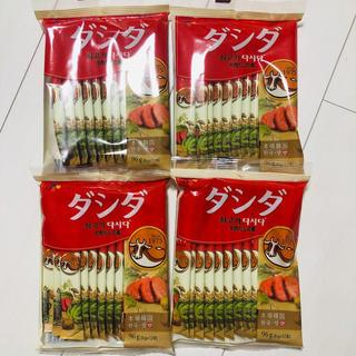 コストコ(コストコ)のダシダ 牛肉だしの素 4袋 8g×48本 送料込(調味料)