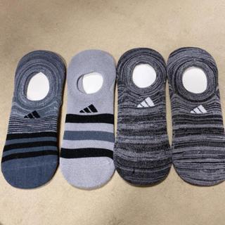 adidas - アディダス ソックス 2足セット