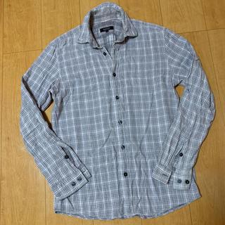 バーバリーブラックレーベル(BURBERRY BLACK LABEL)のバーバリーブラックレーベル チェックシャツ(シャツ)