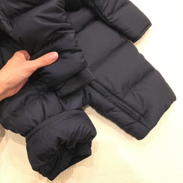 Ralph Lauren(ラルフローレン)のHANA様専用 ラルフローレン ジャンプスーツ ダウン12month 80 キッズ/ベビー/マタニティのベビー服(~85cm)(カバーオール)の商品写真