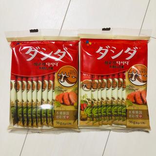 コストコ(コストコ)のコストコ ダシダ 2袋 8g×24本 送料込み(調味料)