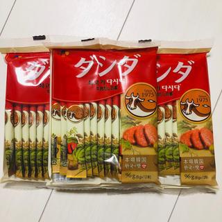 コストコ(コストコ)のコストコ ダシダ 3袋 8g×36本 送料込み(調味料)