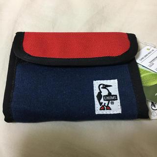 チャムス(CHUMS)のCHUMS チャムス Trifold Wallet 財布 新品タグ付き(財布)