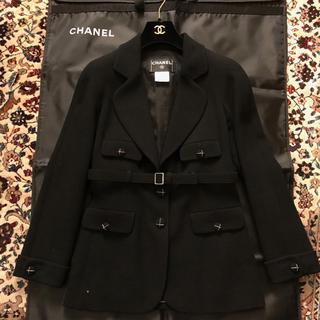 CHANEL - 【CHANEL】シャネル07Aジャケット    💝ハンガー付き