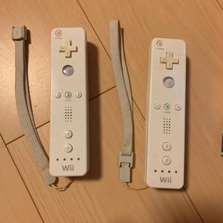 ウィー(Wii)のwii コントローラー(その他)