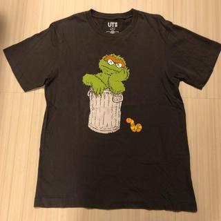 UNIQLO - ★美品 セサミストリート Tシャツ