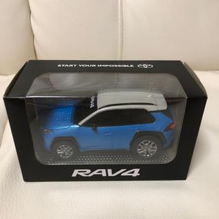 トヨタ - トヨタ RAV4 プルバックカー ブルー