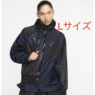sacai - 新品 Lサイズ sacai × NIKE ブルゾン Blouson