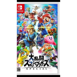 Nintendo Switch - 任天堂Switch スマッシュブラザーズ