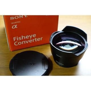 SONY - SEL057FEC フィッシュアイコンバーター SEL28F20専用