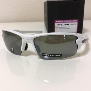 オークリー(Oakley)のOAKLEY オークリー フラック2.0 プリズムブラック偏光レンズ(サングラス/メガネ)