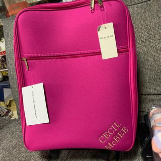 セシルマクビー(CECIL McBEE)のセシルマクビー  キャリーバッグ(スーツケース/キャリーバッグ)