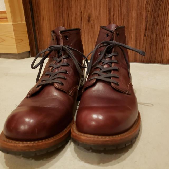 REDWING(レッドウィング)のレッド・ウィング ベックマン 9011 メンズの靴/シューズ(ブーツ)の商品写真