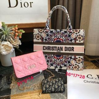 Dior - Dior ショルダーバッグ 3点セット