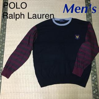 ポロラルフローレン(POLO RALPH LAUREN)のPOLO Ralph Lauren カットソー 黒(Tシャツ/カットソー(七分/長袖))