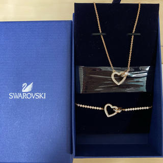 SWAROVSKI - 新品★スワロフスキー★ ネックレス・ブレスレット