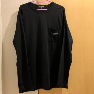 コムデギャルソンオムプリュス(COMME des GARCONS HOMME PLUS)のCOMME des GARCONS コムデギャルソン ロングスリーブ ロンT(Tシャツ/カットソー(七分/長袖))