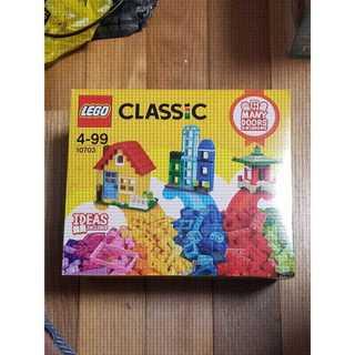 【送料無料】レゴ(LEGO)クラシック アイデアパーツ 建物セット 10703