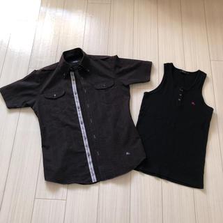 バーバリーブラックレーベル(BURBERRY BLACK LABEL)のBURBERRYBLACKLABELシャツ トップス(シャツ)