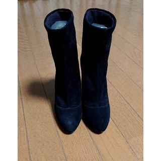ダイアナ(DIANA)のDIANA  ストレッチショートブーツ(ブーツ)