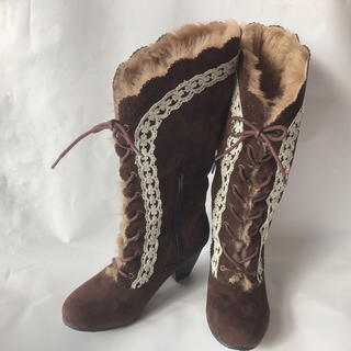 アクシーズファム(axes femme)のアクシーズファム♪ブーツ(ブーツ)