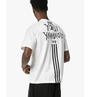 ワイスリー(Y-3)のy-3 yohji tee(Tシャツ/カットソー(半袖/袖なし))