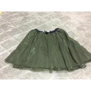ブリーズ(BREEZE)のbreeze  チュールスカート 120センチ(スカート)