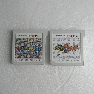 3DSソフト 2本セット