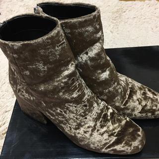 ムルーア(MURUA)のMURUA ブーツ 期間限定大幅値下げ中(ブーツ)
