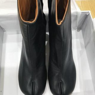 パリス(PARIS)の新品 メゾンマルジェラ タビ足袋ブーツ(ブーツ)