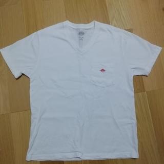 DANTON - ダントン ポケット Tシャツ