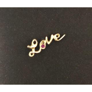 little emblem - 【e.m.】little emblem Loveピアス