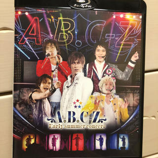 A.B.C.-Z - A.B.C-Z*Early summer concert〈通常盤Blu-ray〉