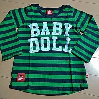 ベビードール(BABYDOLL)のBABY DOLL 長袖Tシャツ 100(Tシャツ/カットソー)