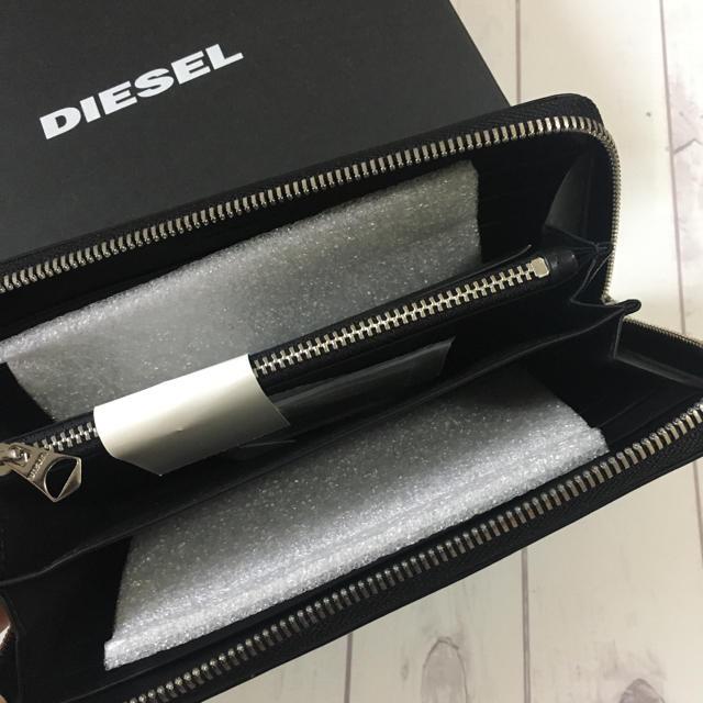 DIESEL(ディーゼル)のディーゼル ★長財布★新品未使用 レディースのファッション小物(財布)の商品写真
